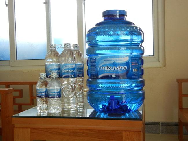 bình nước uống gia đình