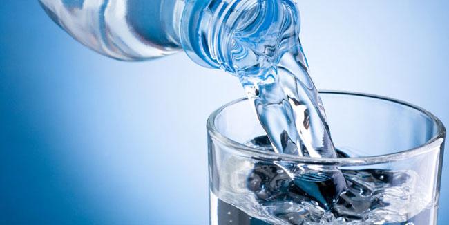 các loại nước đóng chai