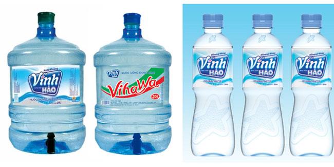 đại lý nước uống vĩnh hảo