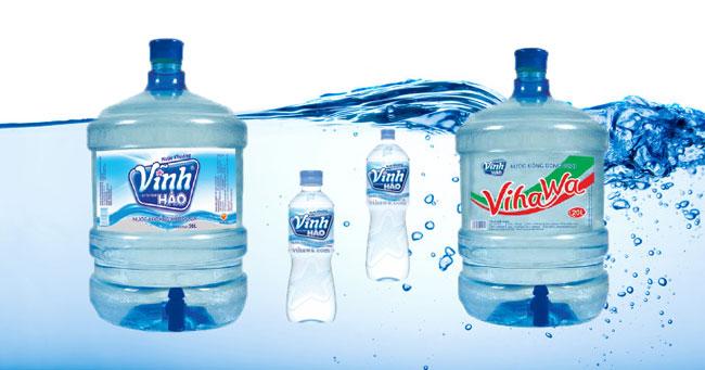 nước khoáng hãng nào tốt nhất