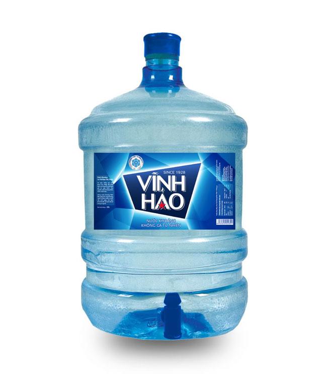 nước khoáng Vĩnh Hảo 20 lit
