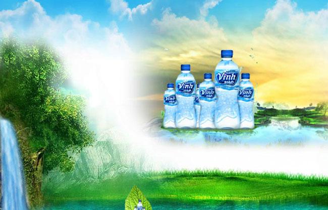 nước khoáng Vĩnh Hảo quận 12